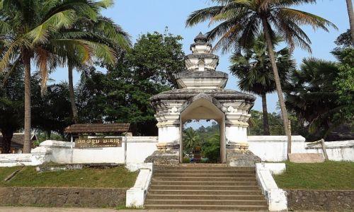 Zdjecie LAOS / Laos północny / Luang Prabang / Wat Visounnarath