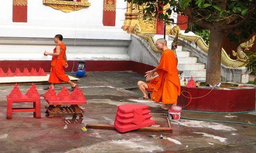 Zdjęcie LAOS / Laos północny / Luang Prabang / Wat Nong Sikhounmuang