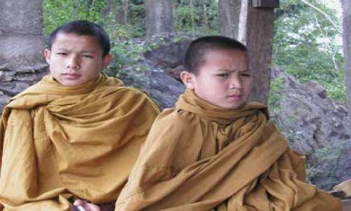 LAOS / Laos / brak / Mnisi