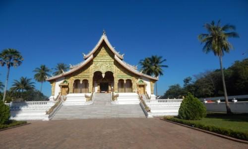 Zdjecie LAOS / Luang Prabang / Luang prabang / świątynia