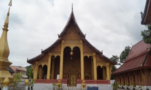 Zdjecie LAOS / Luang Prabang / Luang Prabang / Pałac królewski