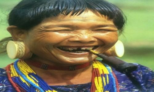 Zdjecie LAOS / - / Pakse / Piękna kobieta 1