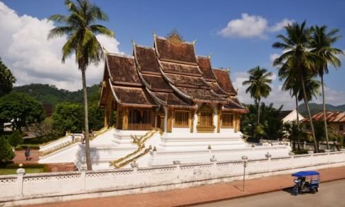 Zdjęcie LAOS / Luang Prabang / Luang Prabang / Wat Ho Pha Bang