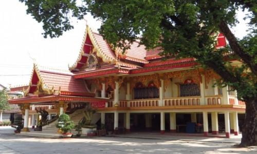 Zdjęcie LAOS / Laos północny / Vientiane / Wat Chanthabuli