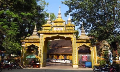 Zdjęcie LAOS / Laos północny / Vientiane / Wat Si Muang