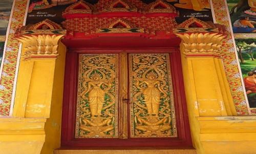Zdjecie LAOS / Laos północny / Vientiane / Wat Ong Teu