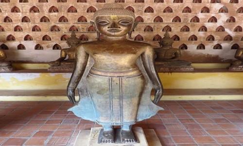 Zdjecie LAOS / Laos północny / Vientiane / Wat Si Saket