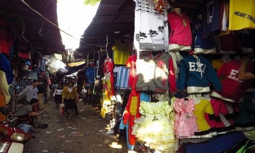 Zdjecie LAOS / Laos północny / Vientiane / Talat Sao - poranny targ