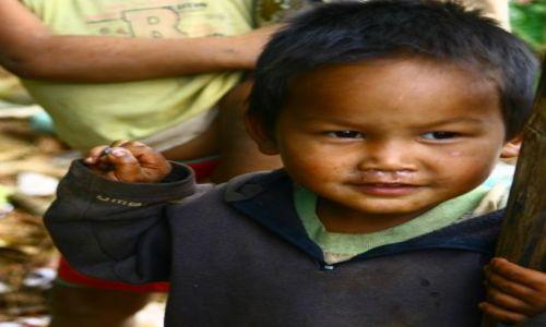 Zdjecie LAOS / brak / Płaskowyż Bolaven / Dzieci z plantacji kawy3