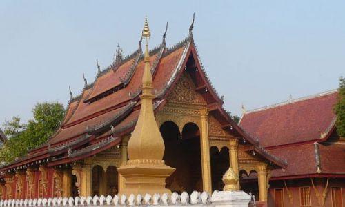 Zdjęcie LAOS / Luangprabang / Luangprabang / świątynia