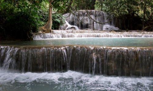 Zdjęcie LAOS / Luang Prabang / ok. 30 km. na południe od  Luang Prabang / ...