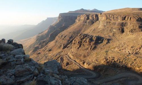 Zdjecie LESOTHO / - / Sani Pass / Sani Pass