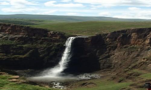 Zdjecie LESOTHO / - / wodospad Maletsunyane  / wodospad Maletsunyane