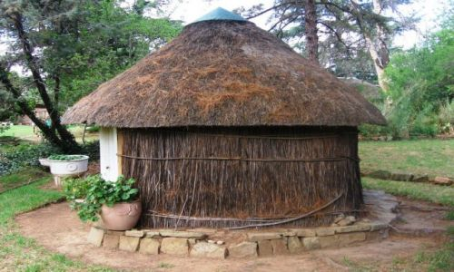 Zdjecie LESOTHO / Roma / Trading Post Guest House / Apartament
