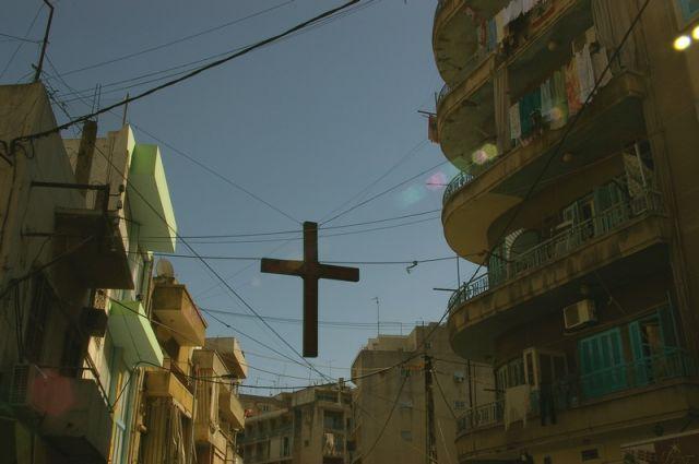 Zdjęcia: Beirut, Wszechobecna symbolika, LIBAN