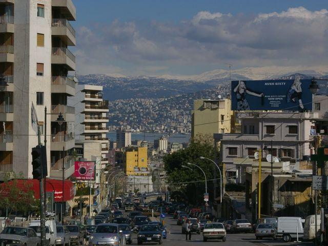 Zdjęcia: Beirut, Uliczny zgiełk, LIBAN
