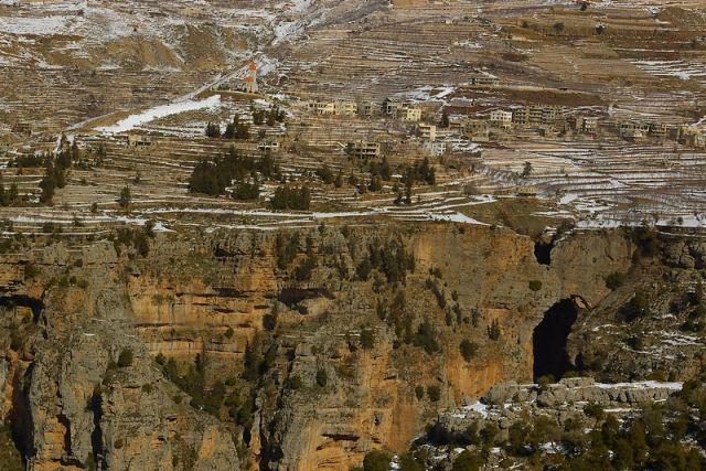 Zdj�cia: Dolina Qadisha, W drodze do Bcharre, LIBAN