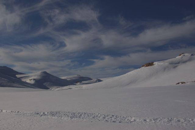Zdjęcia: Góry Liban, Libańska zima, LIBAN