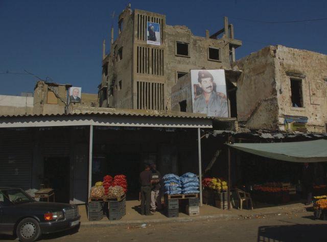 Zdjęcia: Tripoli, Nieskrywana symapatia w Tripoli, LIBAN