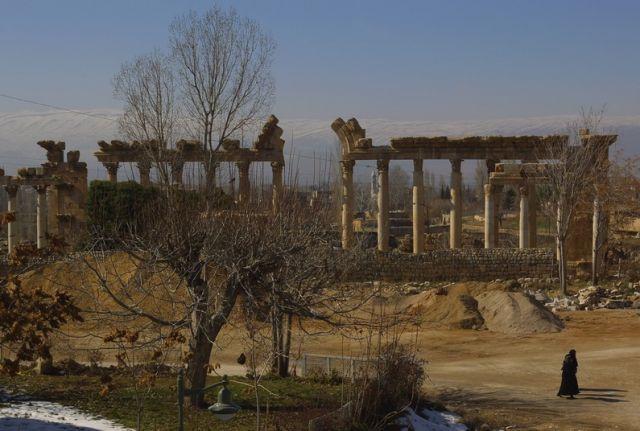 Zdjęcia: Balabeck, Ruiny Heliopolis , LIBAN