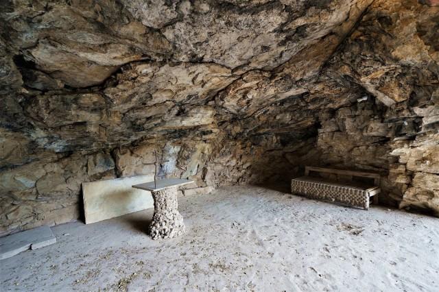 Zdjęcia: Dolina Kadisha, Bszarri, Swiątynia w jaskini, LIBAN