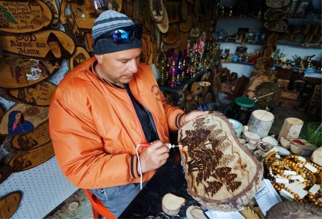 Zdjęcia: ., Bszarri, Pamiątki, LIBAN