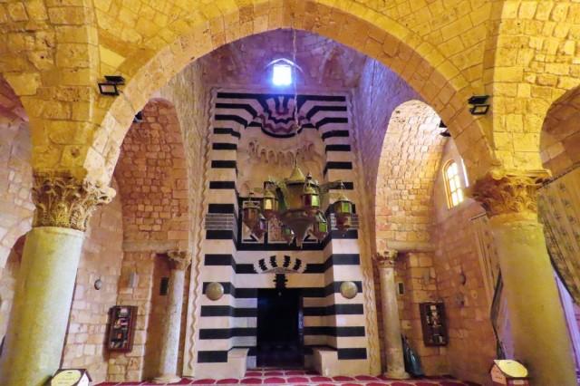 Zdjęcia: Trypolis, Kada Trypolis, meczet Tajnal, LIBAN