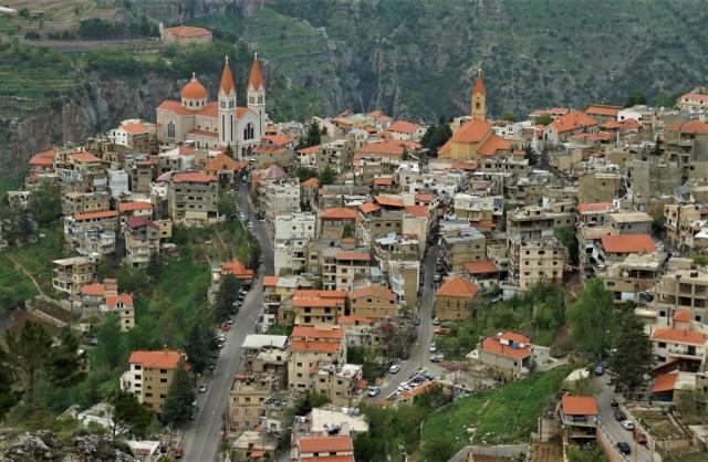 Zdjęcia: Dolina Kadisha, Liban Północny, Bszari, LIBAN