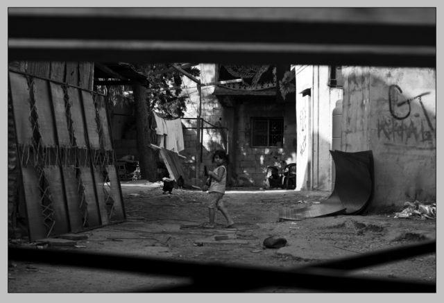 Zdjęcia: obóz palestynski Burj el brajneh, Bejrut, Bejrut, LIBAN