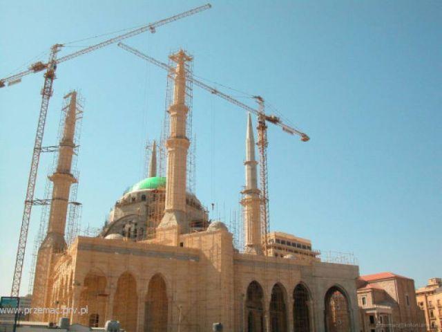 Zdjęcia: Bejrut, Odbudowa zniszczeń wojennych, LIBAN