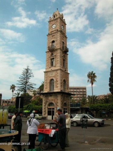 Zdjęcia: Trypolis, Wieża zegarowa, LIBAN