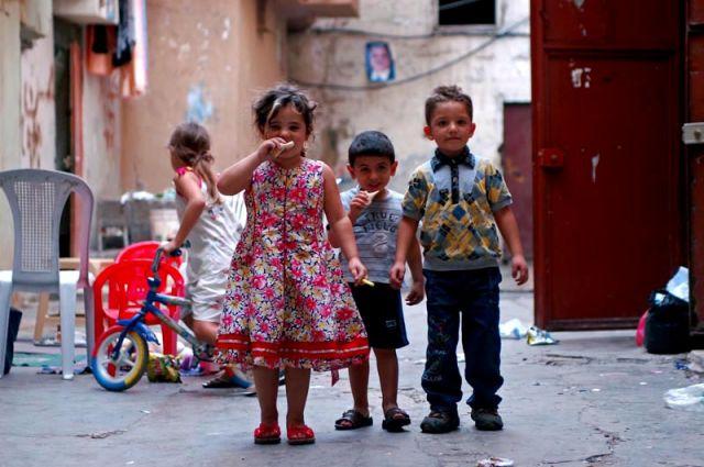 Zdjęcia: Trypolis, Dzieci, LIBAN