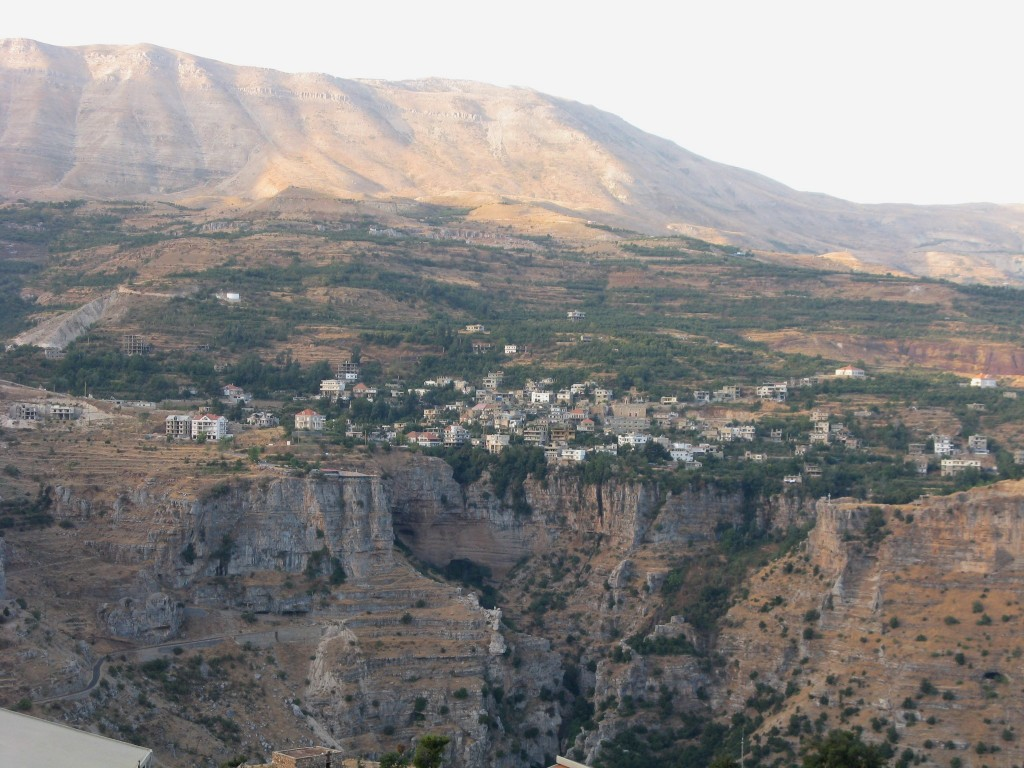 Zdjęcia: Becharre, Święta Dolina -  Wadi Kadisza 2, LIBAN