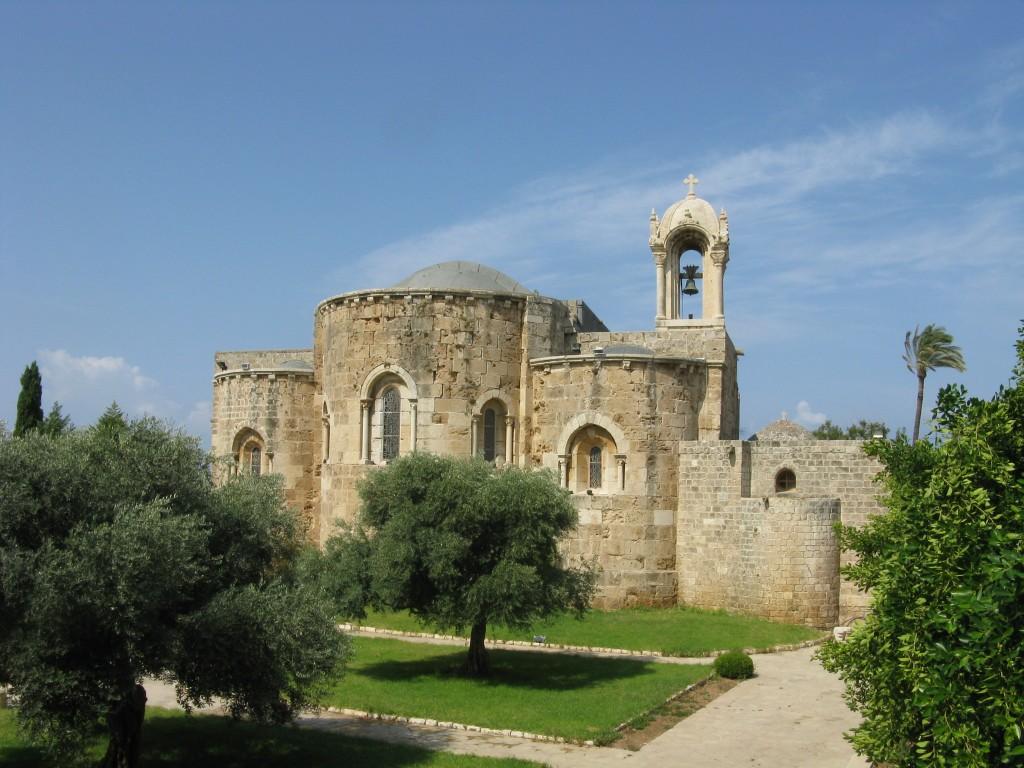 Zdjęcia: Byblos, Kościół w Byblos, LIBAN