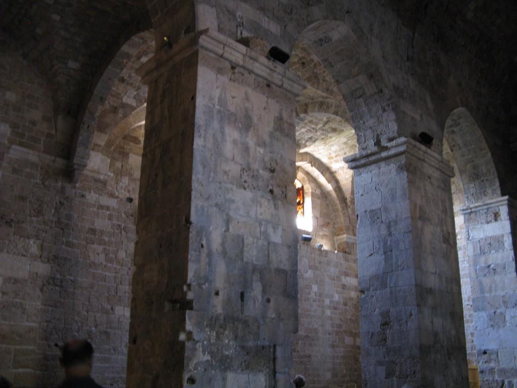 Zdjęcia: Byblos, Romański kościół w Byblos 2, LIBAN