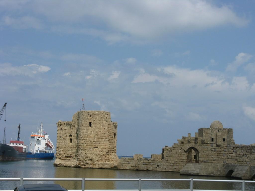 Zdjęcia: okolice Bejrutu, Port w Byblos, LIBAN
