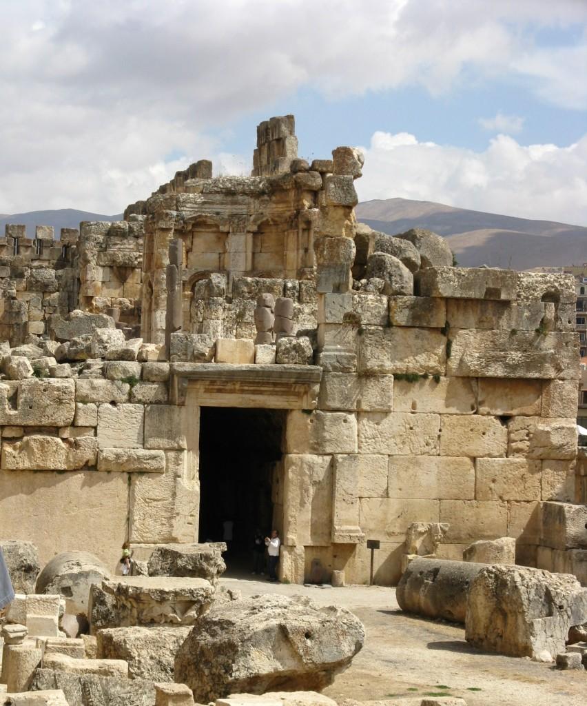 Zdjęcia: Baalbek, Baalbek 9, LIBAN