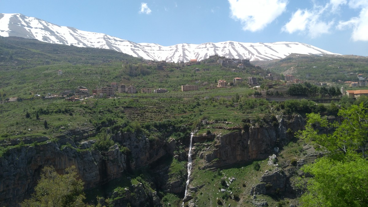 Zdjęcia: Dolina Kadisha, Bszarri, 3 Majowy tracking, LIBAN