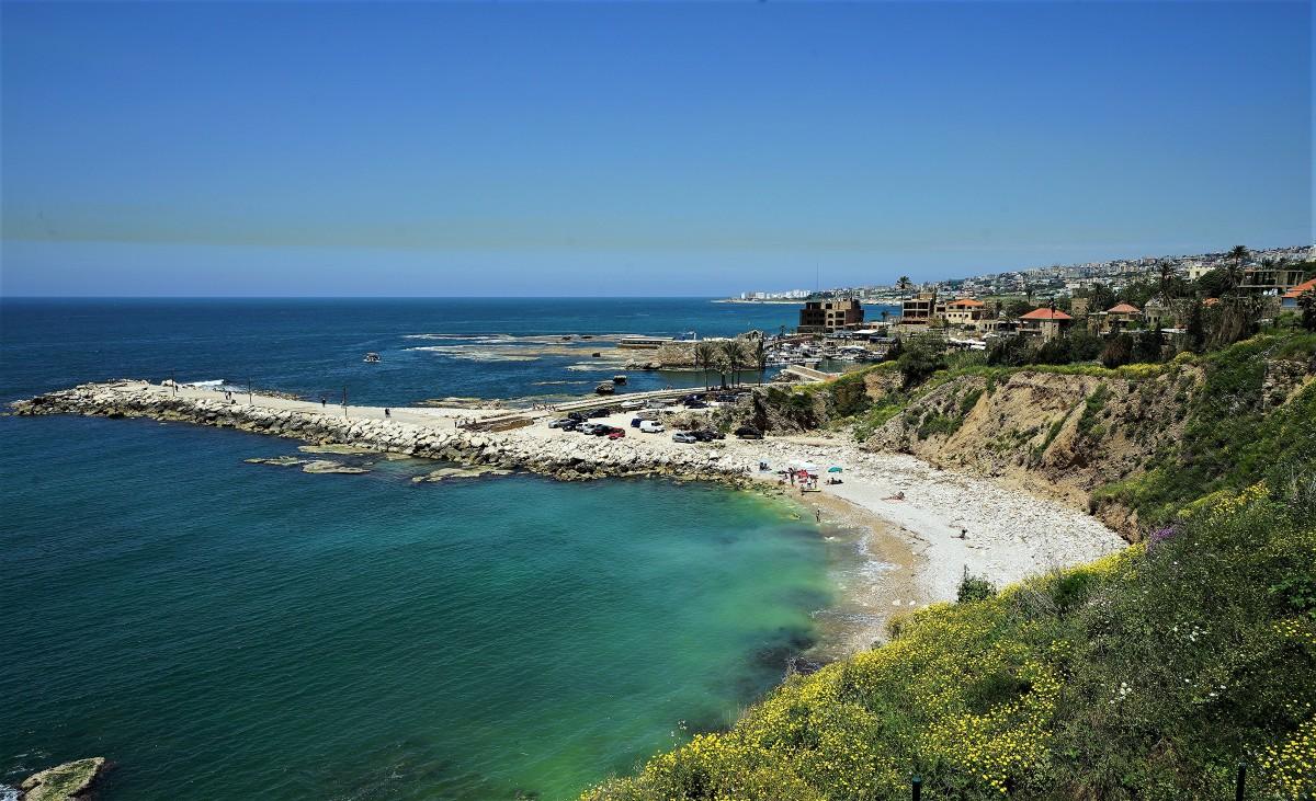 Zdjęcia: Byblos, Bejrut, Plaża, LIBAN