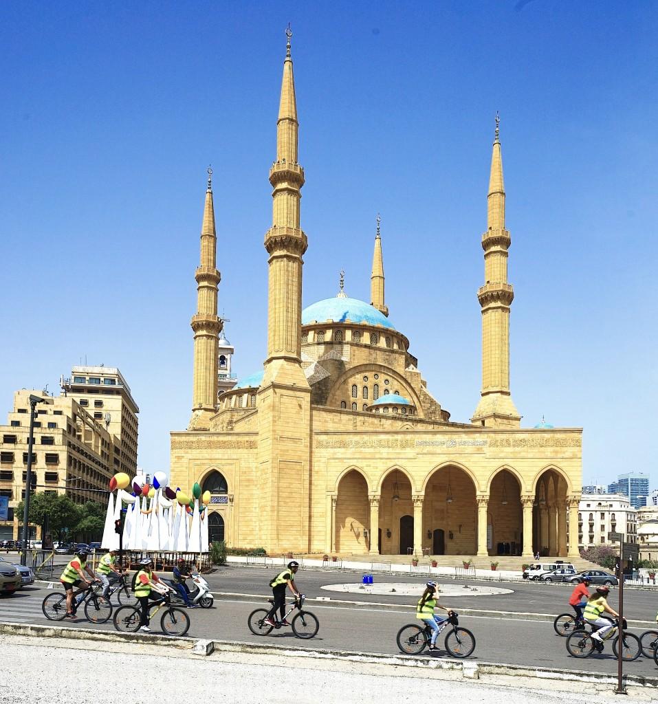 Zdjęcia: ., Bejrut, Meczet Mohammada al Amina, LIBAN