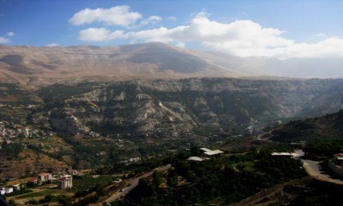 Zdjęcie LIBAN / - / Becharre / Święta Dolina -  Wadi Kadisza