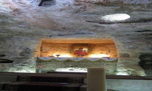 Zdjecie LIBAN / - / okolice Bejrutu, dawny Tyr / Grota spotkania Jezusa i Maryi