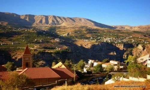 Zdjecie LIBAN / Dolina Kadisza / Bsharra / Dolina Kadisza