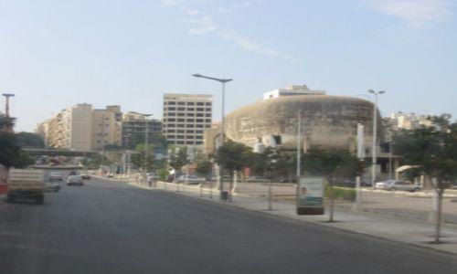 Zdjęcie LIBAN / - / Bejrut / Bejrut jeszcze ranny po wojnie 4
