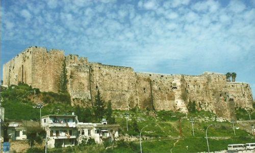 Zdjęcie LIBAN / Płn. Liban / Tripoli / Zamek krzyżowców