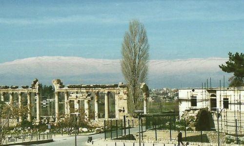 Zdjęcie LIBAN / Dolina Bekaa / Baalbek / Heliopolis