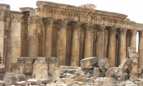 Zdjęcie LIBAN / - / Baalbek / baalbek cdn