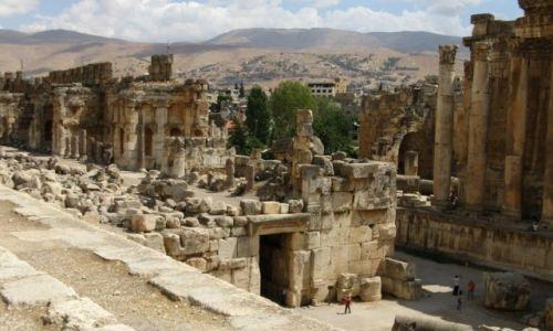 Zdjęcie LIBAN / - / Baalbek / Baalbek cd