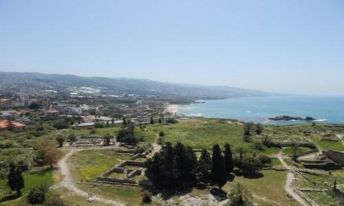 Zdjecie LIBAN / - / Byblos Citadel / .