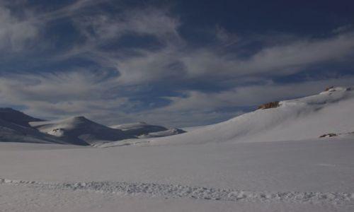 LIBAN / brak / Góry Liban / Libańska zima